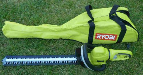 taille haie electrique Ryobi 55 cm-image1