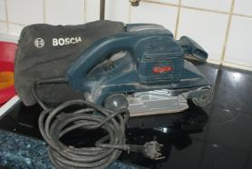 Ponceuse a bande Bosch GBS 100 A-image1