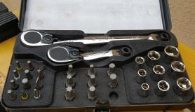 COFFRET OUTILLAGE A MAINS WURTH-image1