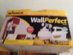 Pistolet Peinture Wall Perfect Wagner-image1